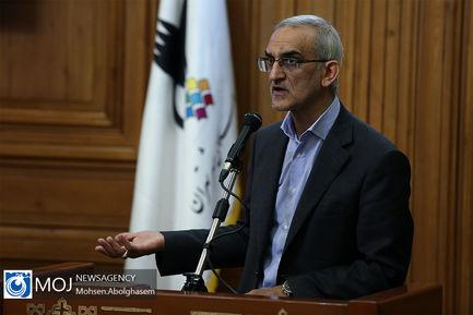 یکصد و شصت و نهمین جلسه شورای شهر تهران/ پورسیدآقایی