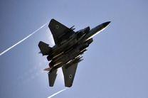 حمله جنگندههای رژیم صهیونیستی به مرز لبنان و سوریه