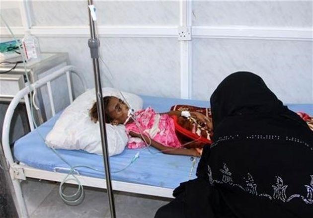 شیوع وبا در یمن در سایه تداوم تجاوزگری سعودیها
