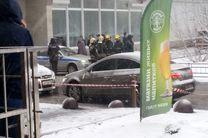 انفجاری قوی در شهر سن پترزبورگ روسیه