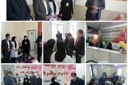 بازدید مدیرکل بهزیستی استان اصفهان از مرکزسالمندان در خوروبیابانک