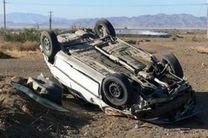 واژگونی خودرو در جاده حاجی آباد قربانی گرفت
