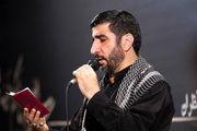 عزاداری هفتمین روز شهادت امام حسین(ع) با نوای مهدی سلحشور در تهران