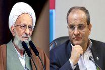 پیام تسلیت مدیر عامل بانک توسعه تعاون به مناسبت درگذشت آیت الله مصباح یزدی
