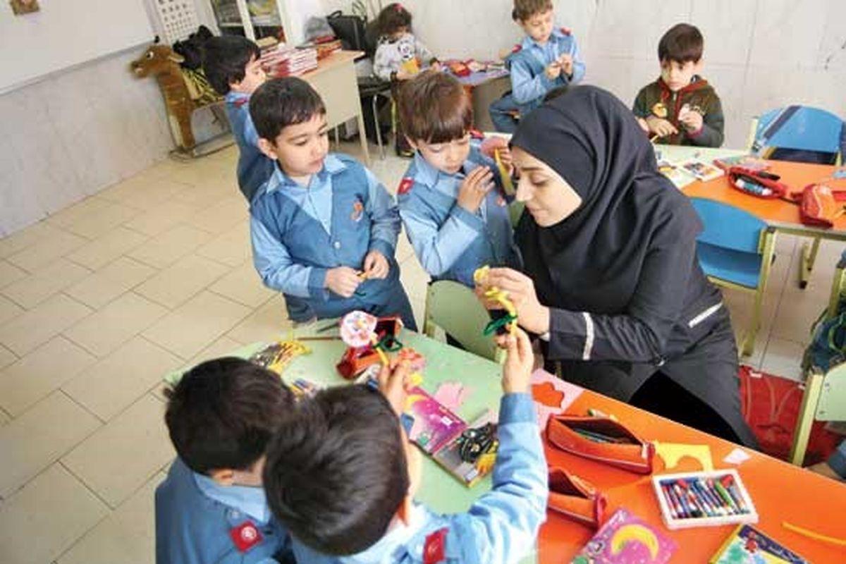 آغاز ثبت نام نوآموزان تهرانی در طرح ملی پیش دبستانی مجازی