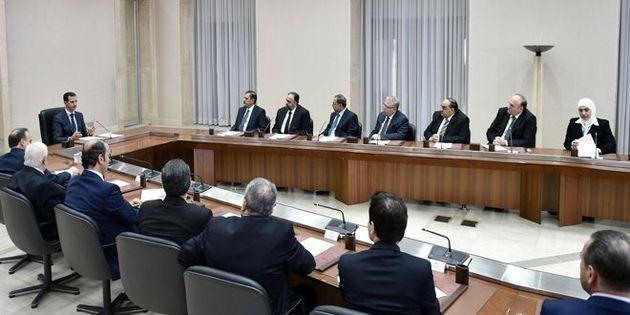 بشار اسد خطاب به اعضای هیات دولت: به میان مردم بروید