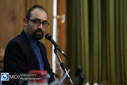 یکصد و شصت و نهمین جلسه شورای شهر تهران/  حجت نظری