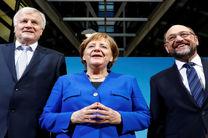 سلام دوباره آلمان به ائتلاف بزرگ