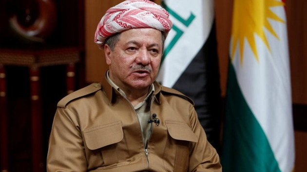 کردستان عراق در پی لغو پست بارزانی