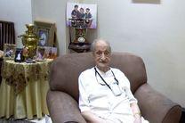 مدیرعامل موسسه هنرمندان پیشکسوت به دیدار عبدالوهاب شهیدی رفت