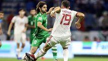 نتیجه بازی ایران و عراق/ تساوی با طعم صدرنشینی