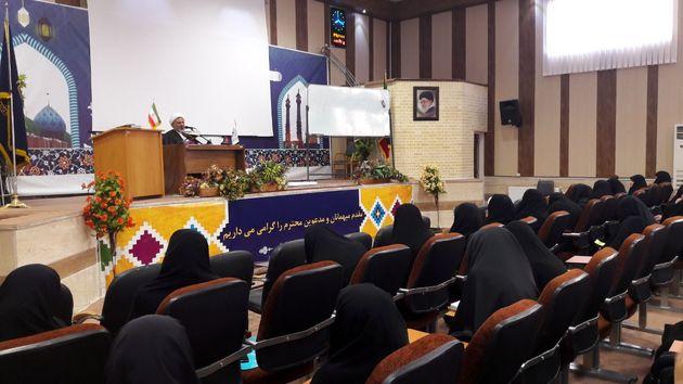 آغازهفتمین دوره تربیت داور مسابقات قرآن در قم