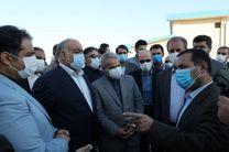 پروژه ساخت تصفیهخانه آب کرمانشاه با 90 درصد رشد در حال انجام است