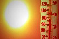 گرمای خوزستان به 48 درجه می رسد