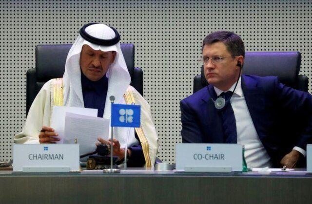 اوپک و روسیه نشست اضطراری اوپک پلاس را به تعویق انداختند