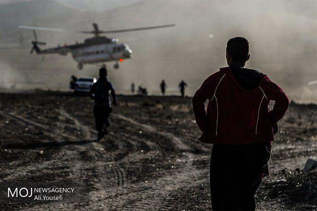 ۶۰ پرواز توسط نهاجا برای امداد رسانی به زلزله زدگان کرمانشاه انجام شده است