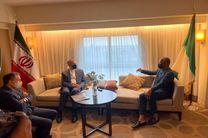 آمادگی جمهوری اسلامی ایران برای تداوم حمایت متقابل از نیجریه