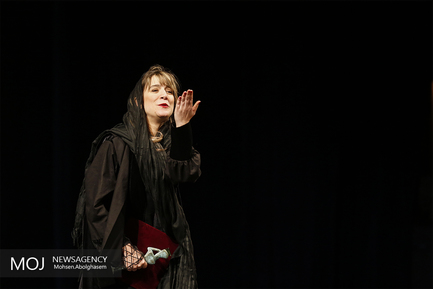 اختتامیه جشنواره تئاتر فجر