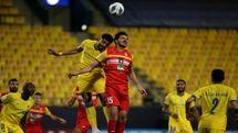گزارش زنده بازی فولاد و النصرعربستان/ فولاد 1   النصرعربستان 1
