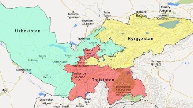 اختلافات مرزی قرقیزستان و ازبکستان همچنان لاینحل مانده است