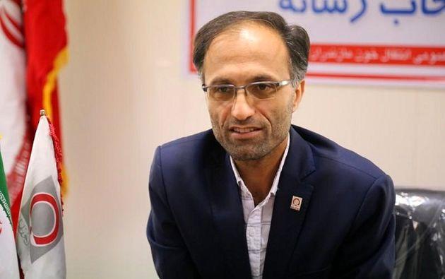 حضور 3 هزار و 554 نفر از مردم مازندران به پایگاههای انتقال خون در ایام نوروز
