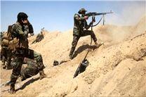 نیروهای عراقی روستای «الدامرجی» را در شمال غرب موصل آزاد کردند