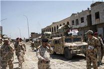 آزادی یک روستای دیگر در بخش قدیمی شهر موصل