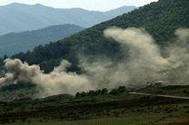 جنگنده های ترکیه مواضع «پ ک ک» را در دهوک عراق بمباران کردند