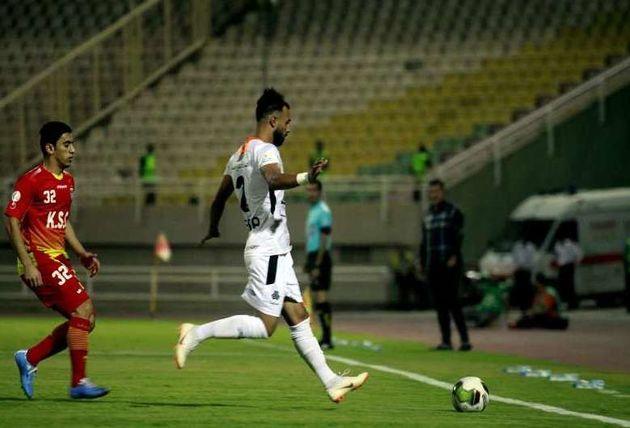 نتیجه بازی فولاد خوزستان و سایپا/ پیروزی شاگردان علی دایی در دقیقه 90
