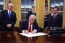 پیام نوروزی ترامپ به ایرانیان تحریف شده است