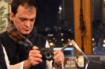 حضور عکاس جنگ در نمایشگاه هنر برای صلح/ فروش اثر پیش از افتتاح نمایشگاه