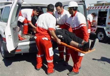 امدادرسانی به ۳۷۴ نفر در ۲۴ ساعت گذشته