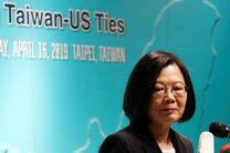 چین به دنبال تخریب دموکراسی در تایوان است