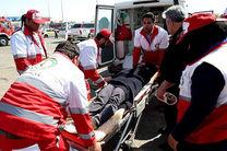 امدادرسانی جمعیت هلال احمر اصفهان به 180 حادثه دیده