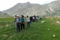 پیادهروی با نویسندگان در طبیعت شمال ایران