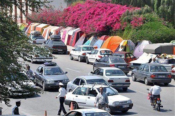 افزایش دو برابری استقبال مسافران و گردشگران از کمپ باغ فدک در ایام نوروز