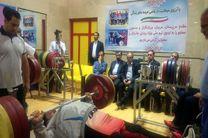 دبیر مجمع تشخیص مصلحت نظام از اردوی وزنه برداری معلولان دیدن کرد