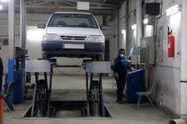 ۵ تست خودرویی در مراکز معاینه فنی قم انجام میشود