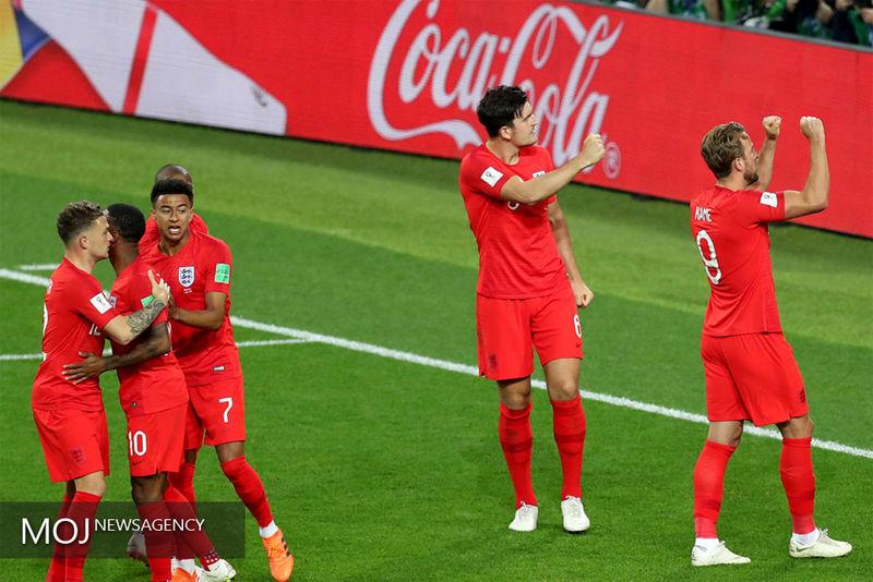 ساعت بازی سوئد و انگلیس در مرحله یک چهارم نهایی جام جهانی