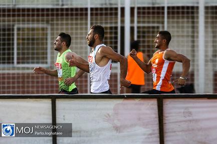 اولین مرحله بیست و سومین مسابقات دو و میدانی باشگاه های کشور