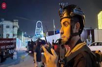 تدابیر امنیتی نیروهای نظامی در بغداد در آستانه سفر پاپ