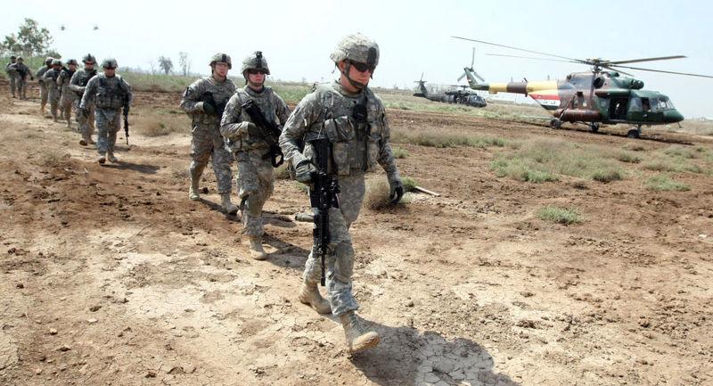 پایگاه التاجی عراق بار دیگر هدف حمله موشکی قرار گرفت