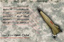 اصابت موشک «صمود» یمن به جنوب عربستان