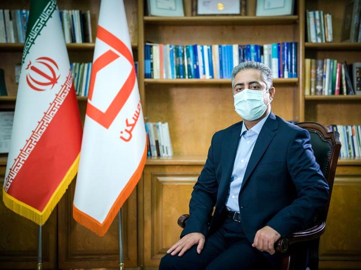 تسلیت مدیرعامل بانک مسکن به مناسبت درگذشت محسن غفاری فلاح بر اثر ابتلا به کرونا
