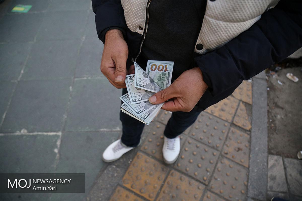 قیمت ارز در بازار آزاد تهران ۲۲ اسفند۹۹/ قیمت دلار مشخص شد