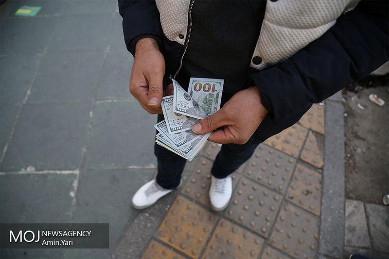 قیمت آزاد ارز در بازار تهران 24 فروردین 98/ قیمت دلار اعلام شد