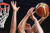 مسابقات بسکتبال جام رمضان استان از ۳۱ اردیبهشت ماه