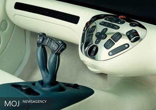 خودروی بدون فرمان و ترمز ساخته می شود