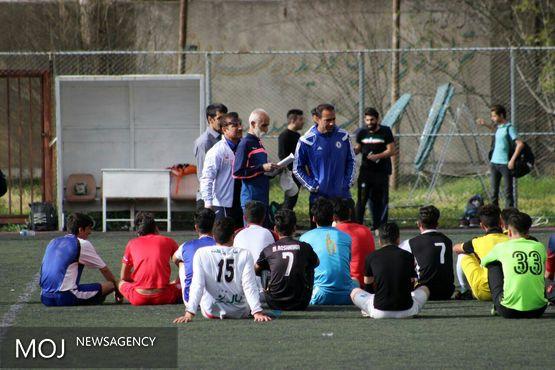دور نخست تستگیری از بازیکنان باشگاه خیبر خرم آباد برگزار شد