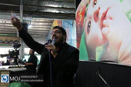 اجتماع شیرخوارگان حسینی در اصفهان